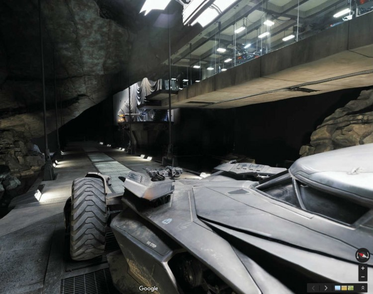 batcave-google-street-view