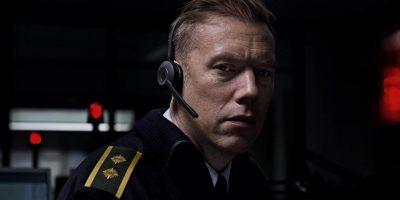 Jacob Cedergren som Asger i filmen Den skyldige. © Nordisk Film