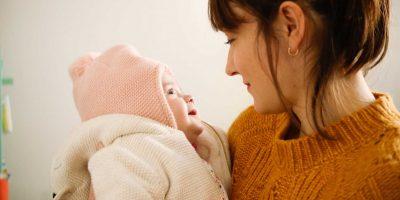 Min dotter Gloria © Edge Entertainment