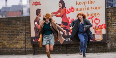 Keira Knightley och Jessie Buckley
