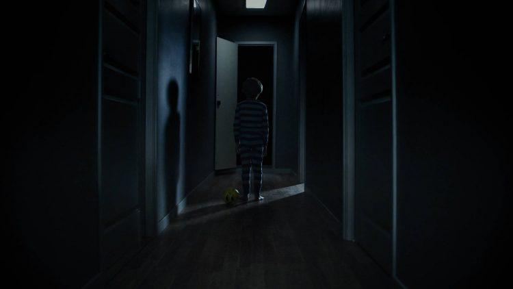 Lukas i korridor i Andra sidan
