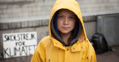 Greta Thunberg i dokumentären Greta.